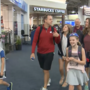 Wisconsin family flies to Disney World despite Hurricane Irma