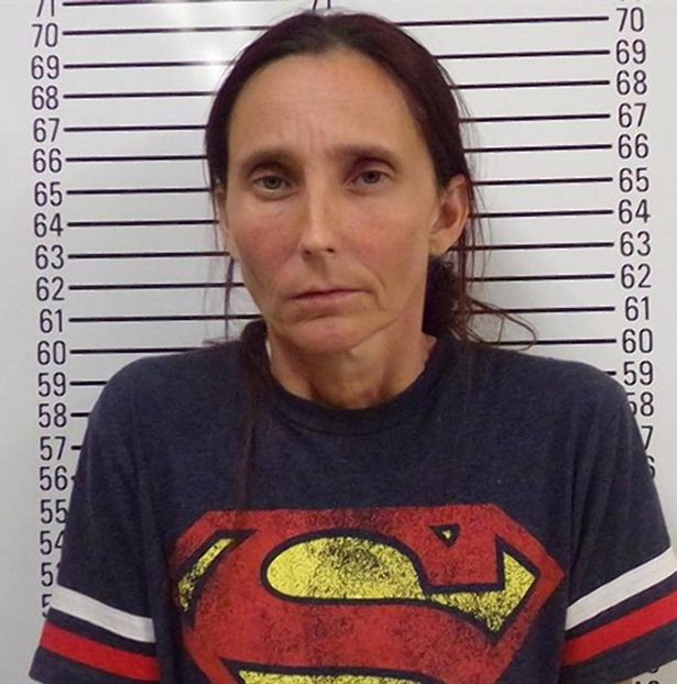 Patricia Spann. (Stephens County Jail)