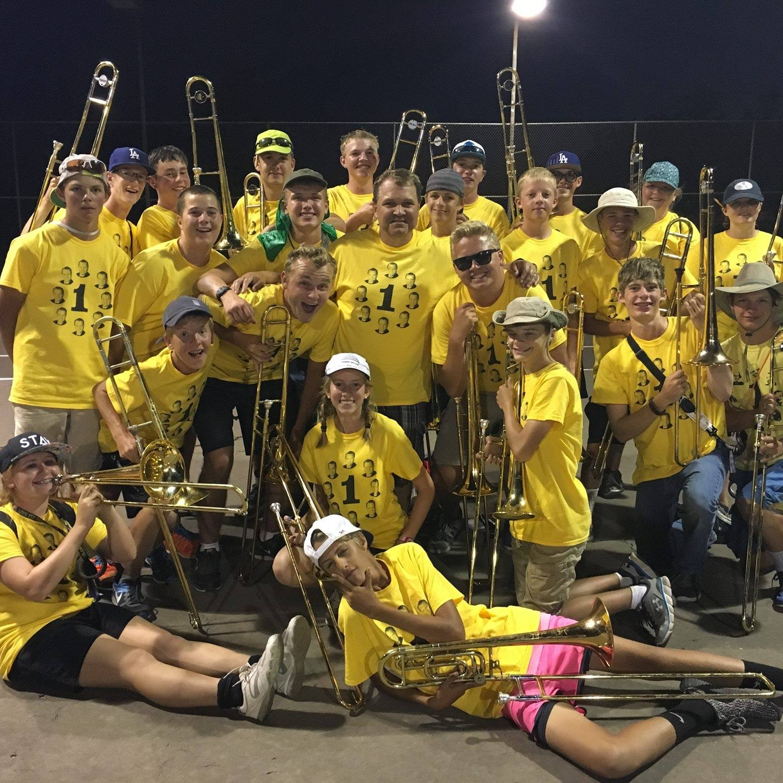 Inside the Story: Davis High's 'band man' will retire after 30 years (Photo provided by Steven Hendricks)<p></p>