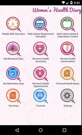 App Finder: Top apps for women's health