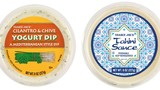 RECALL: Potential for Listeria in Trader Joe's Cilantro & Chive Yogurt Dip, Tahini Sauce