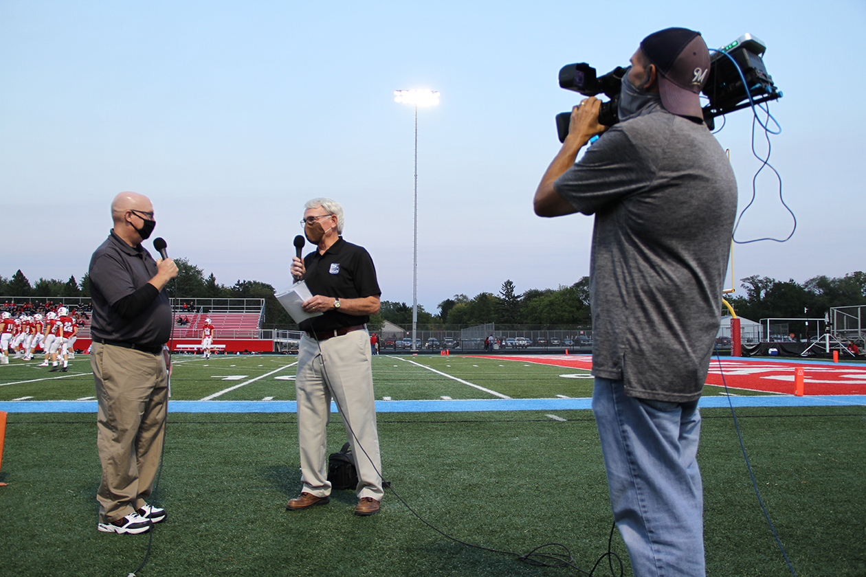 <p>Heiser TNL 2020 | Week 1 (09.25.20) Muskego @ Arrowhead</p><p>Photo Credit: My24 Sports Team</p>