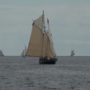Schooners race across Casco Bay