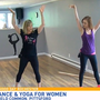 Studio combines dance and yoga lessons for women