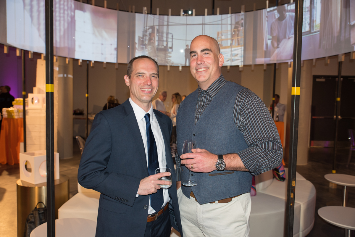 Robert Gruber and Robert Dinga  / Image: Sherry Lachelle Photography // Published: 4.28.18<p></p>