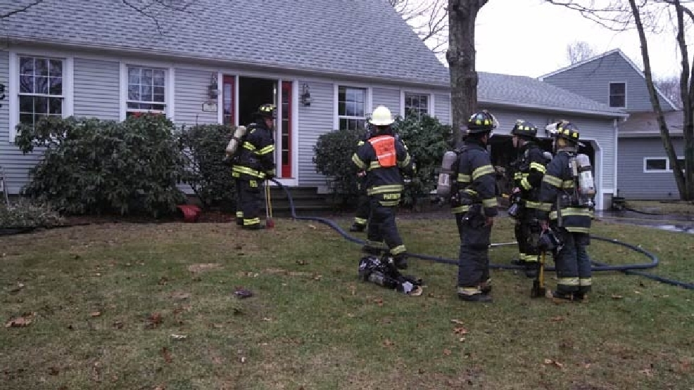 Fire Breaks Out In Narragansett Home Wjar