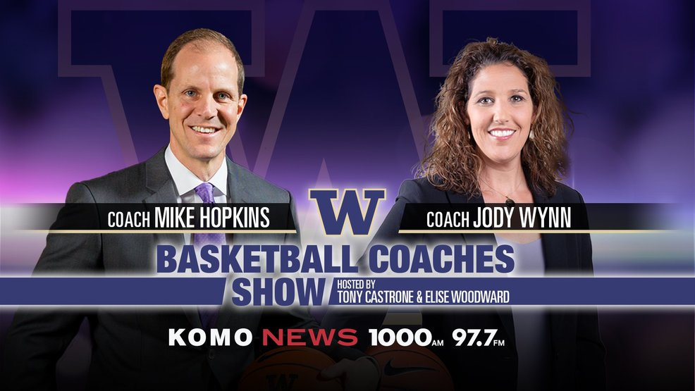 The Basketball Coaches Show with Mike Hopkins & Jody Wynn (2.12.19)