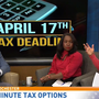 CPA offers last-minute tax advice