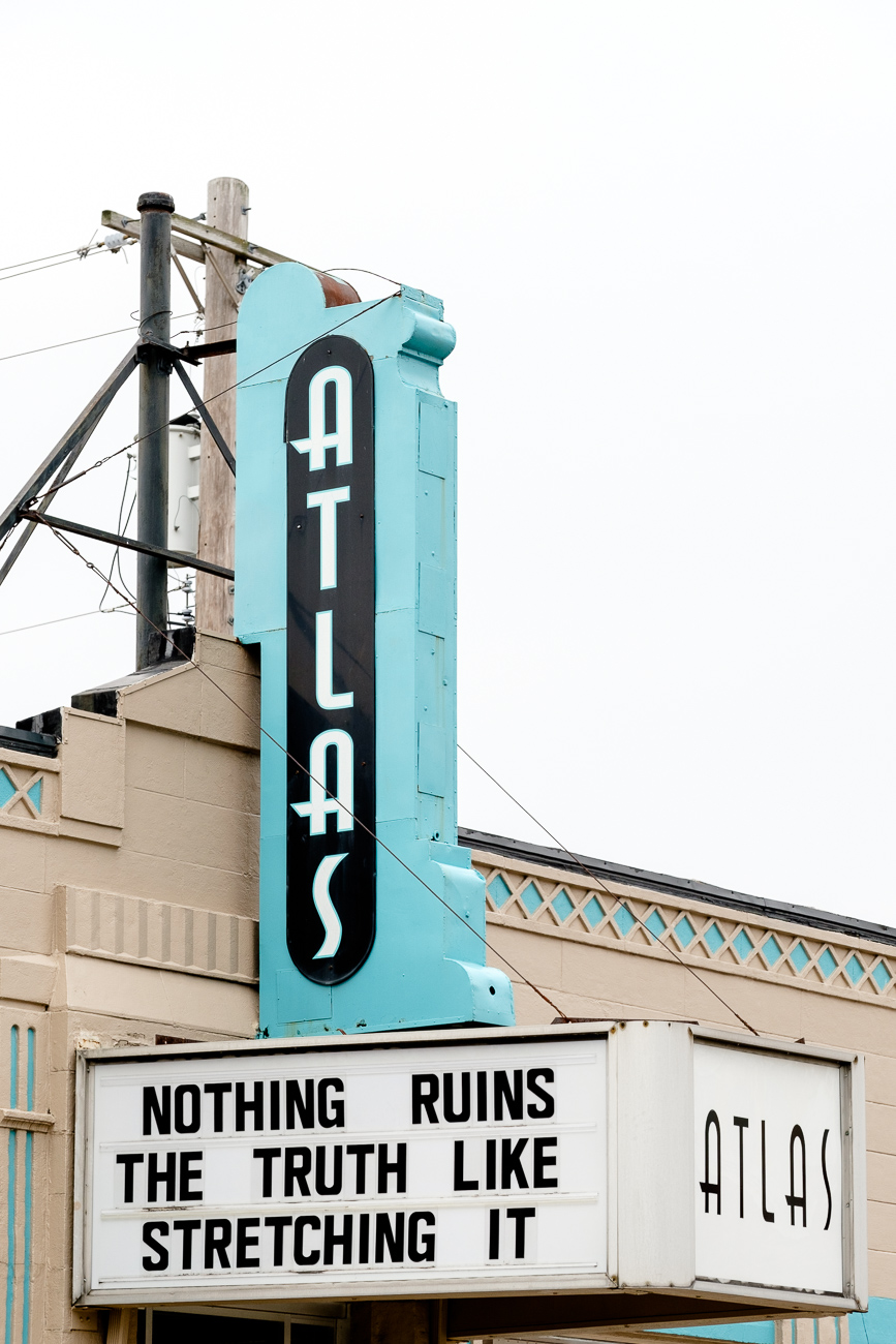 SIGN: Atlas Dry Cleaning / ADDRESS: 328 Monmouth St, Newport, KY 41071 // Image: Daniel Smyth // Published: 2.18.17