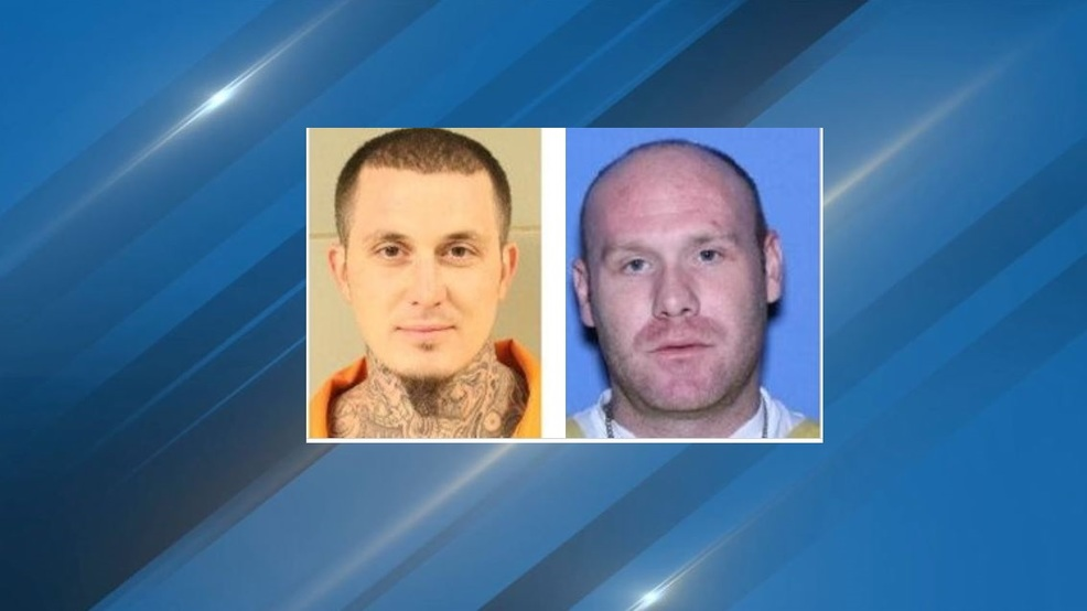 White supremacist gang leader, 1 other inmate escape