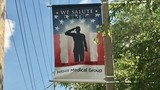Young soldiers honored on banners across Chatham