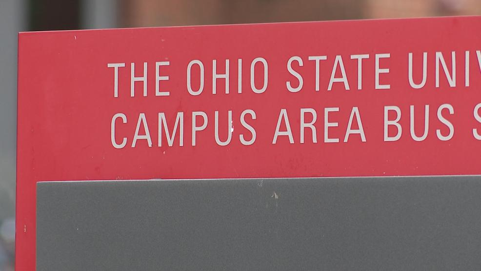 "The Ohio State University apparently wants to make sure people remember to use ""THE"" and has filed a trademark application on the word, a trademark lawyer discovered. (WSYX/WTTE)"