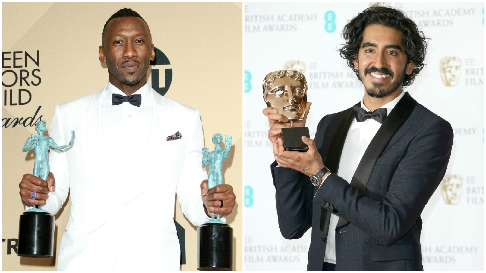 Mahershala Ali or Dev Patel would make Oscars history with 'best supporting actor' win