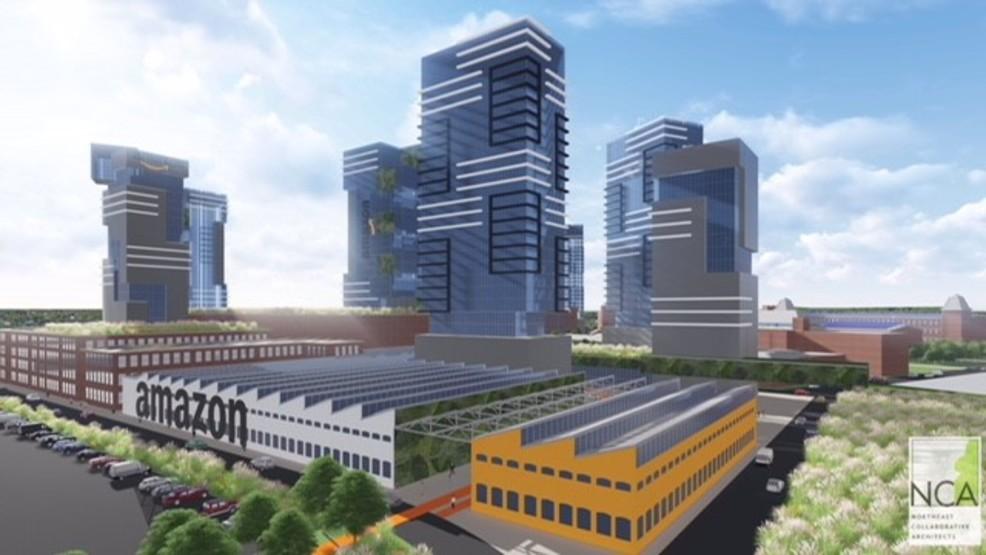 RI reveals details of bid for Amazon's HQ2 | WJAR