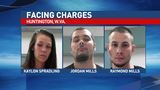 Police say six face various charges after Marshall campus officer attack