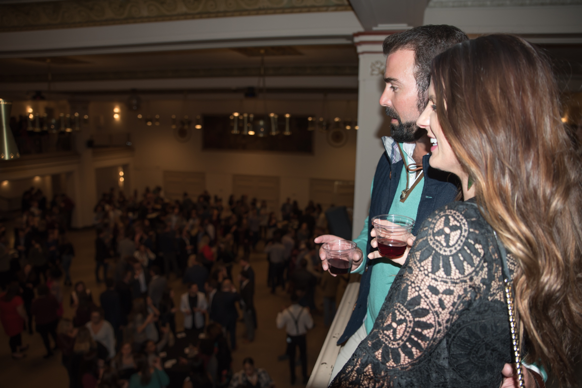 The Bacchanalian Society of Cincinnati held its Winter Gathering on Thursday, February 8 at the Cincinnati Masonic Center. Proceeds benefitted Wordplay Cincy. JonJon from Jon and Laura on Q102 was the entertainment for the night. / Image: Sherry Lachelle Photography // Published: 2.9.18