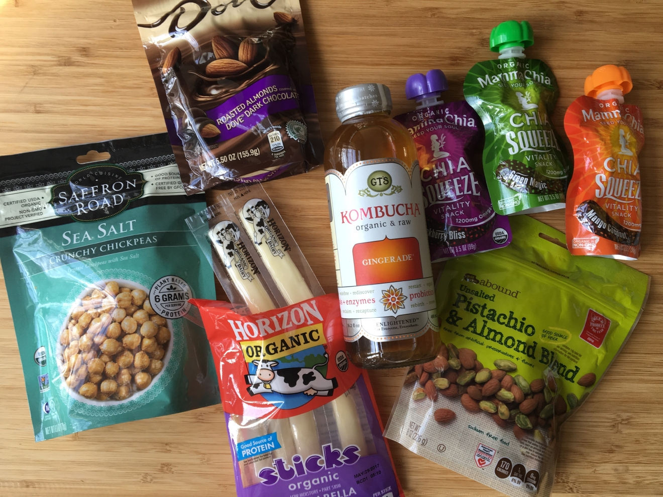 We reached out to many nutritionists in the D.C. area to find out what their go-to packaged snacks are! (Kristen Coffield).