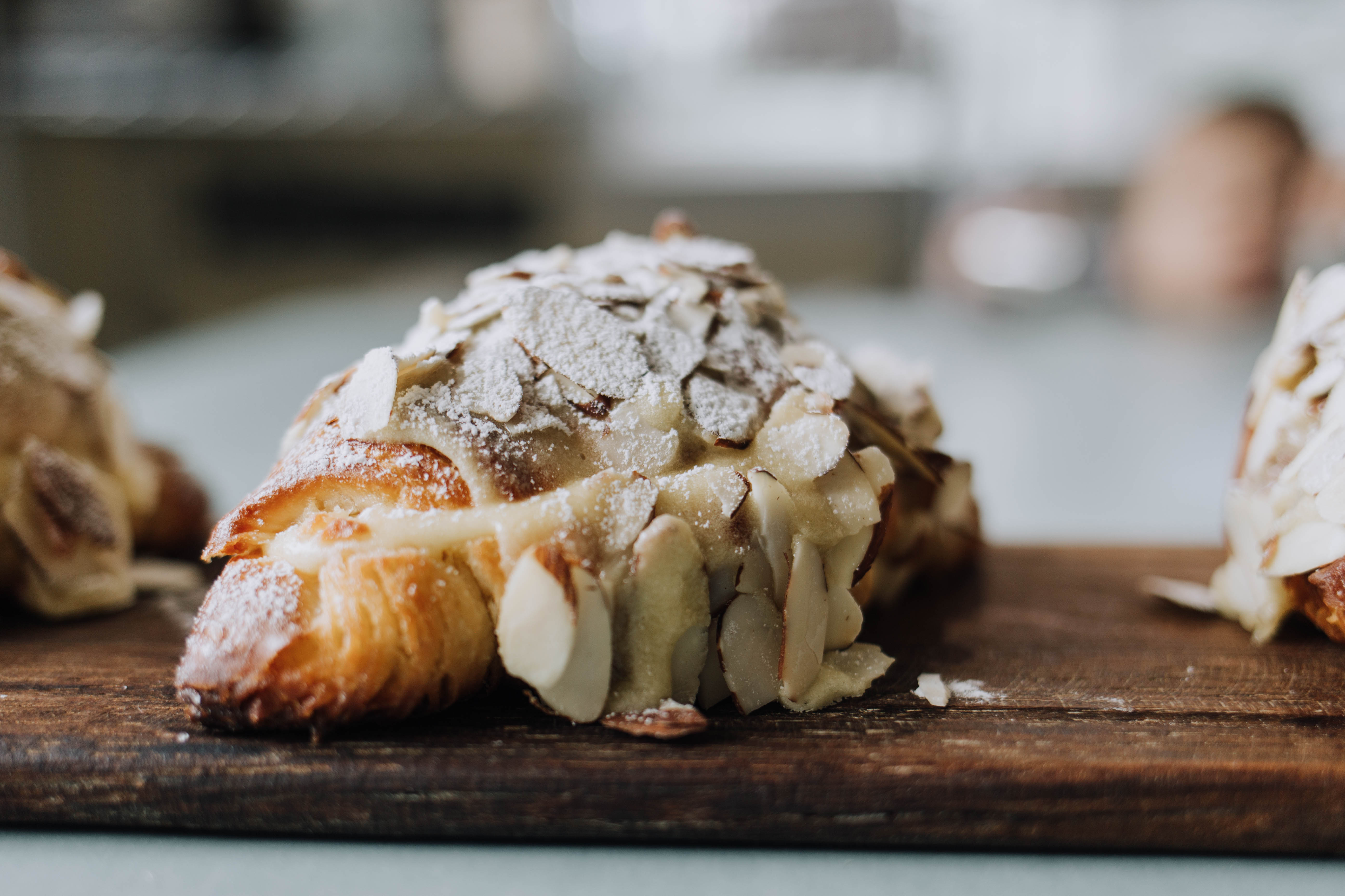 Almond Croissant by Knead and Know (Image: Courtesy Melinda Friend)