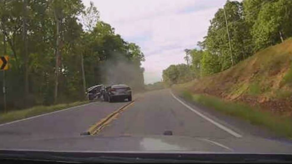 Dash cam video raises questions about a fatal wreck in