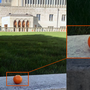 Why are oranges turning up on the Duke campus on game day?