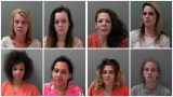 Eight arrested in prostitution sting in Huntington