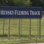 The outdoor athletics complex of Bishop Heelan  is seeing a makeover