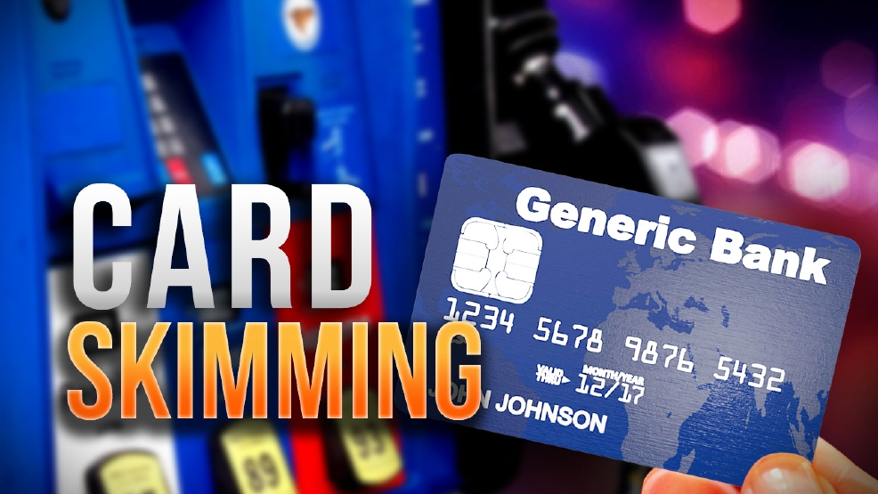 Credit card skimmers found on Charleston gas pumps | WCIV