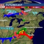Mike Linden's Forecast | Playing catch-up the rest of the week