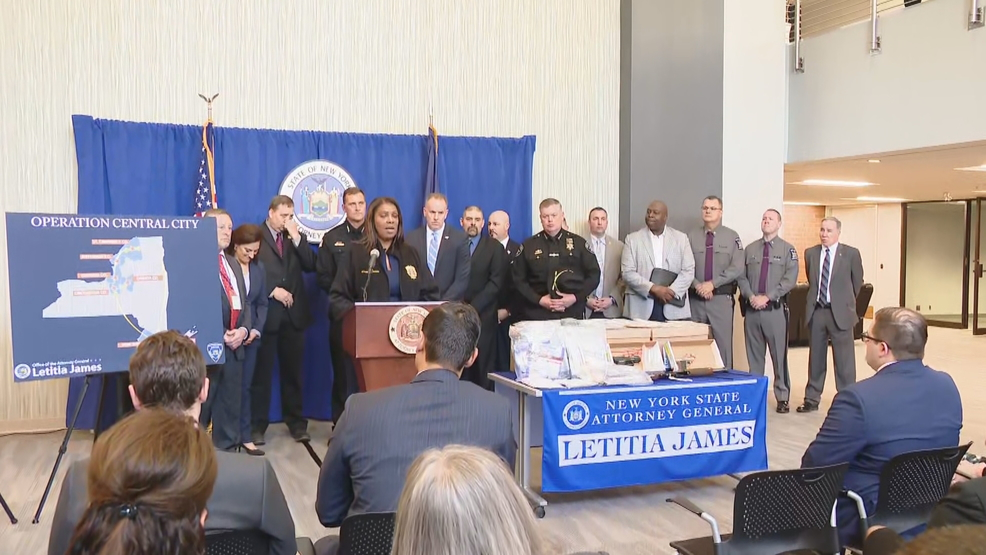 65 people charged in two Central New York drug ring busts