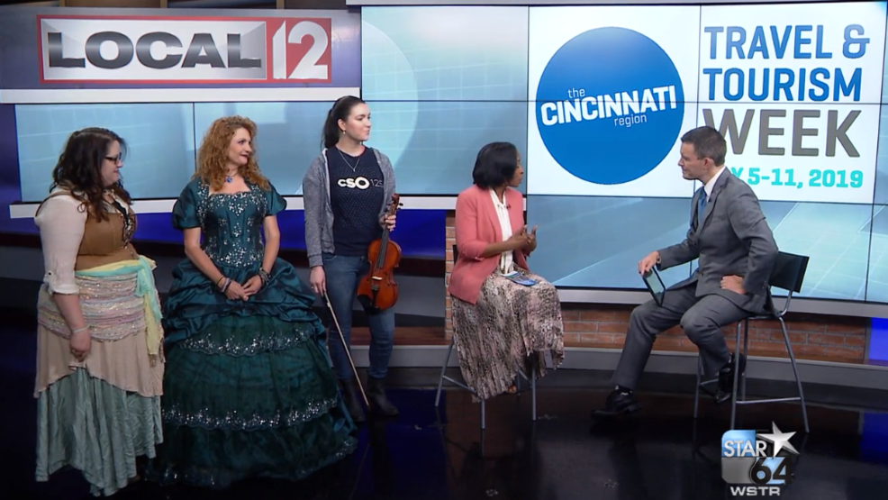 Cincy Staycation Showcase for local fun and attractions