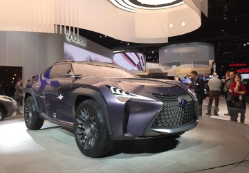 GALLERY: Concept cars at the 2017 North American International Auto Show