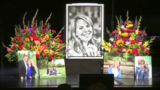 Hundreds mourn New Mexico woman killed in Southwest flight