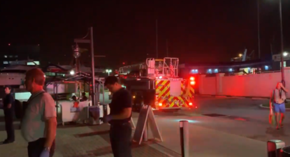 Two people hospitalized after boating accident in Lake Worth Inlet