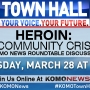 KOMO Town Hall - Heroin: A community in crisis