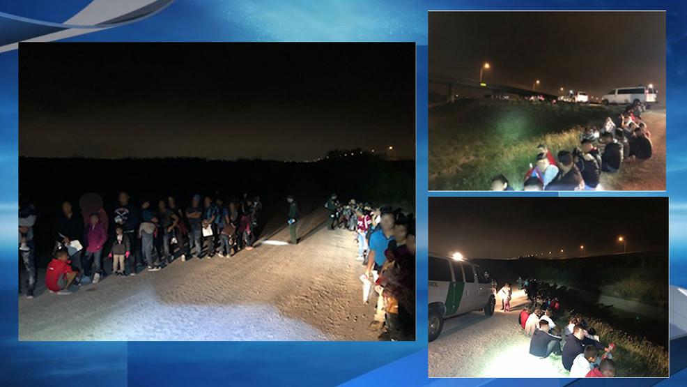 289 undocumented immigrants taken into custody near Granjeno