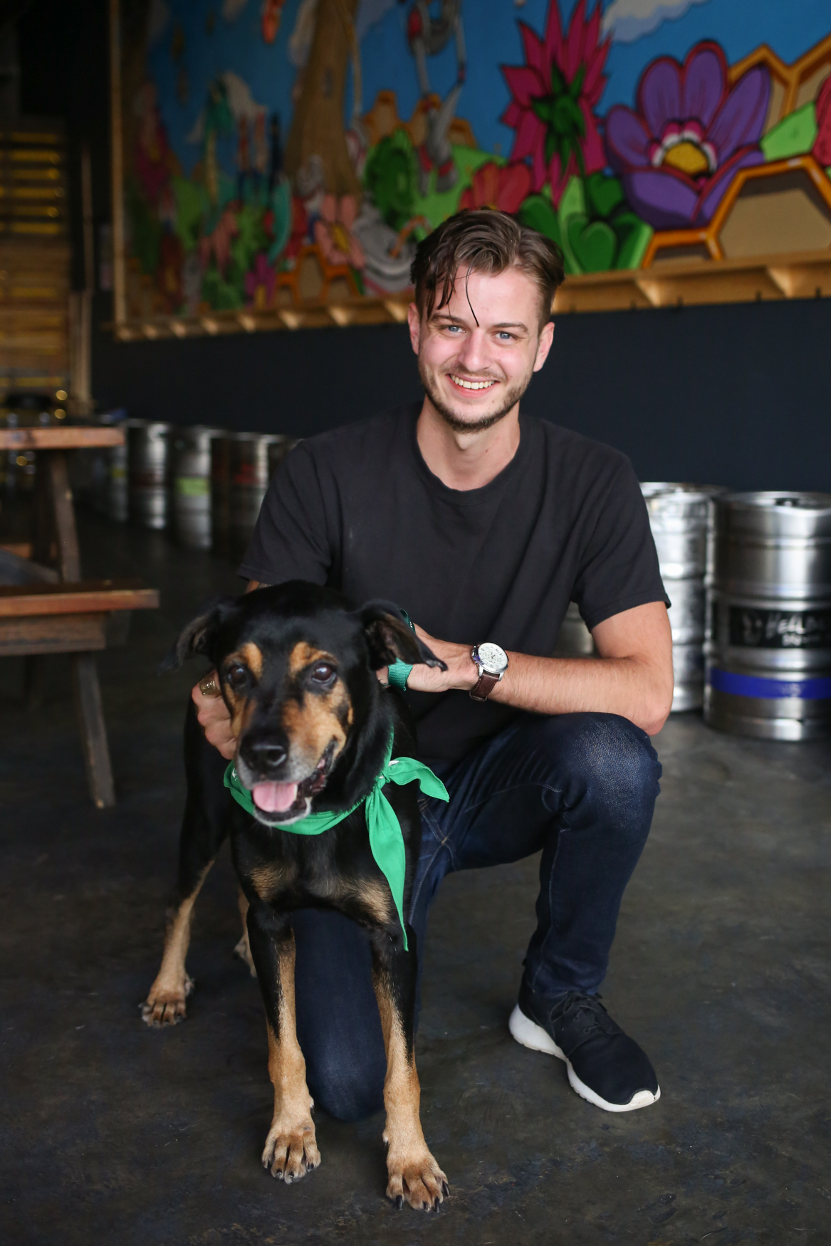 Tyler is originally from Boston, MA and is working as a CSA for TransitScreen. He builds motorcycles for fun and his favorite musician is GoldLink. Learn more about Tyler on our Facebook page. (Image: Amanda Andrade-Rhoades/ DC Refined)