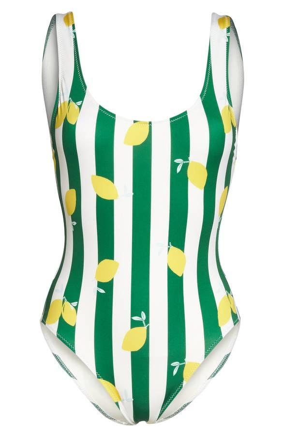 Solid & Striped The Anne Marie One-Piece Swimsuit, $168 (Image: Nordstrom)