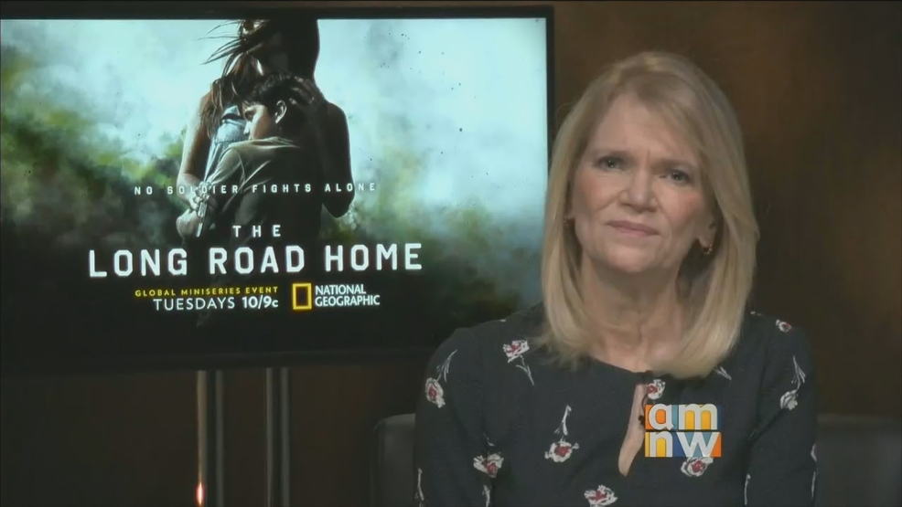 "Martha Raddatz Shares the Story Behind the Miniseries ""The Long Road Home"""
