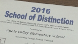 Eight schools in Yakima Valley being honored with state award, three first time winners