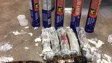 K9 finds 13 pounds of heroin worth $900K stuffed in caulking tubes in pickup on I-5