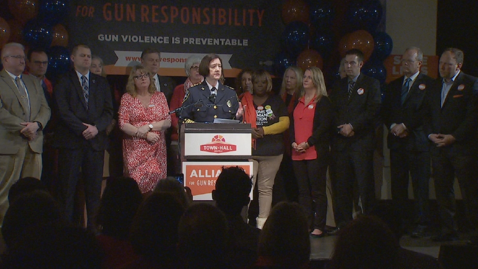 Gun-safety group wants protection order measure to ballot