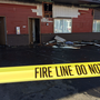 Sunshine Motel, dumpster fire likely human-caused