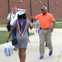 Central High School Principal celebrates Senior class through service