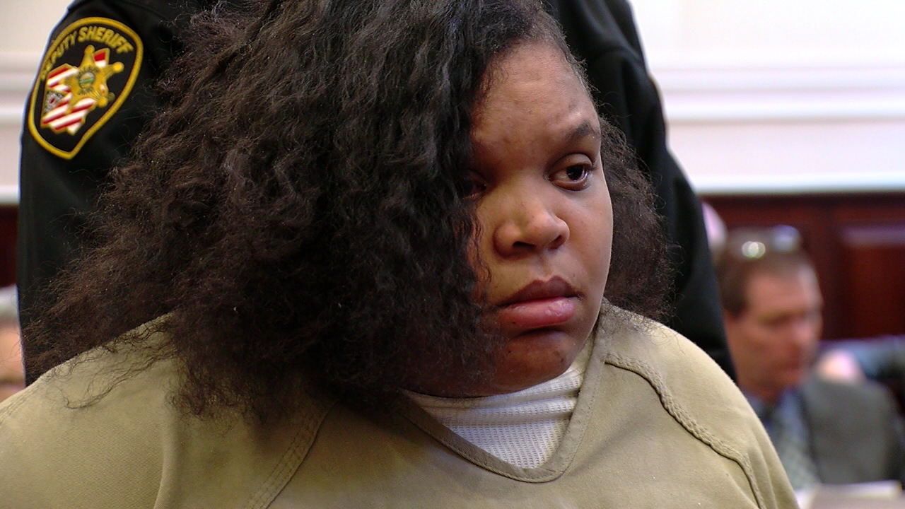 Mother pleads no contest to the murder of her two-year-old daughter (WKRC)