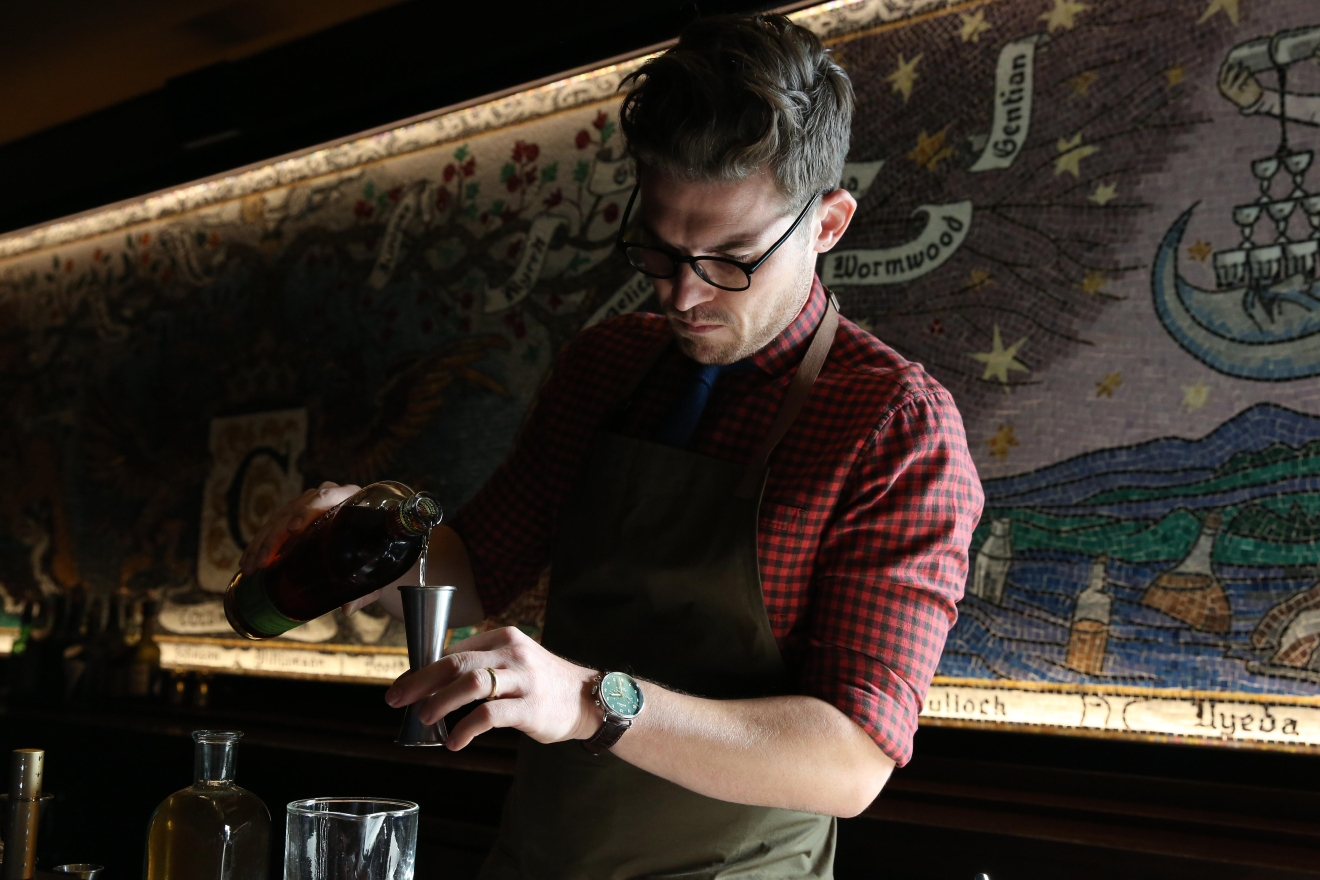 Four of D.C.'s best bartenders share their favorite drinks (Amanda Andrade-Rhoades/DC Refined)