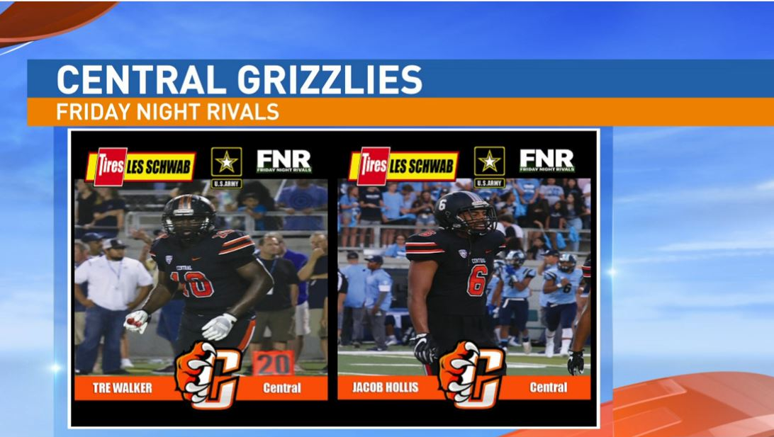 Central Grizzlies players to watch