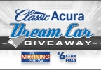 Classic Acura Dream Car Giveaway
