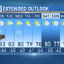 Be ready for a cloudy Sunday with possible rain before Memorial Day