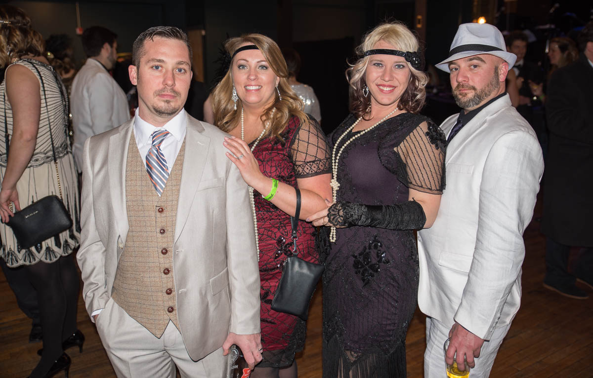 Dwayne and Lacey Zugg with Angel Canter and Jamie Willison / Image: Sherry Lachelle Photography // Published: 2.11.18<p></p>