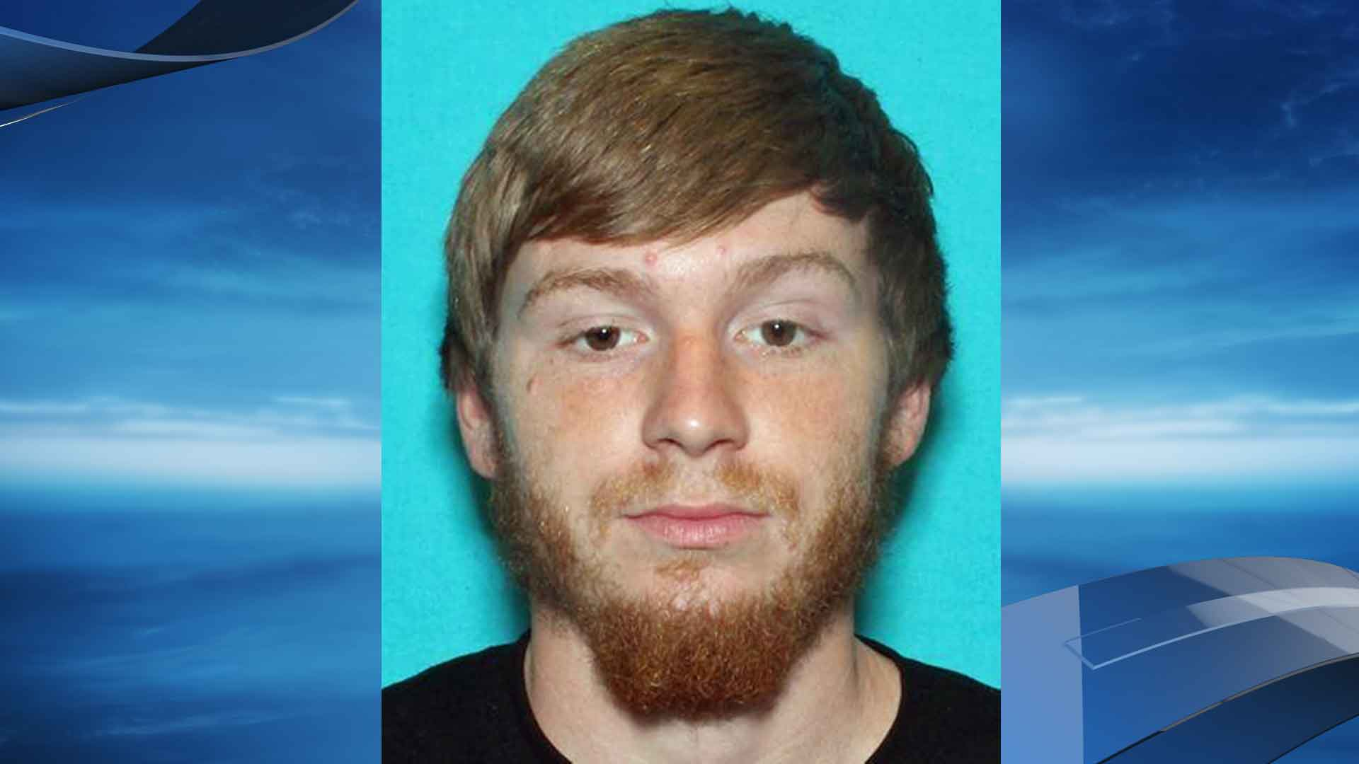 Cullen Shane Pate, 22, was last known to be in the Cedar Park and Austin area earlier this week. And he's likely staying in the hotel/motel corridor along I-35. (Photo courtesy: Lone Star Fugitive Task Force)